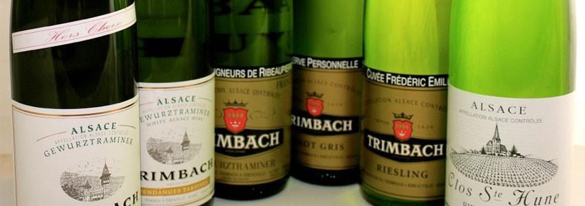Alsatian wines • Winozof